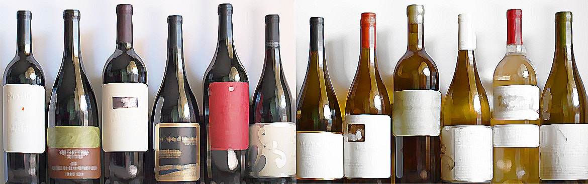 So much wine, so little time. Some of our favorite wines.