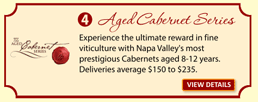 Buy the Aged Cabernet Series Wine Club