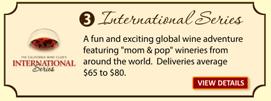 Buy the International Series Wine Club