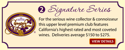 Buy the Signature Series Wine Club