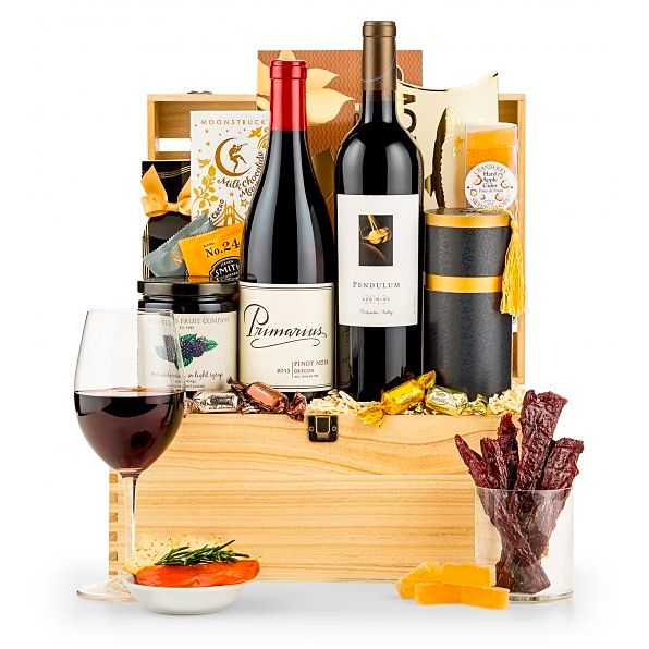 Pacific Northwest Tasting Crate from Gift Tree