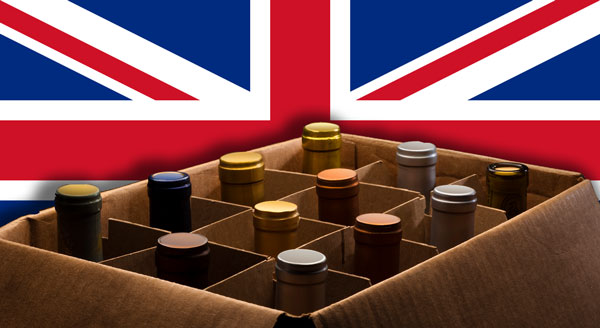 Wine clubs that ship to the UK