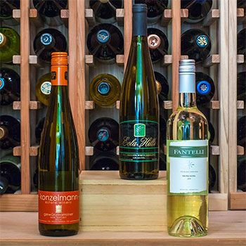 Wine Gift Idea: Light & Sweet Wine Club