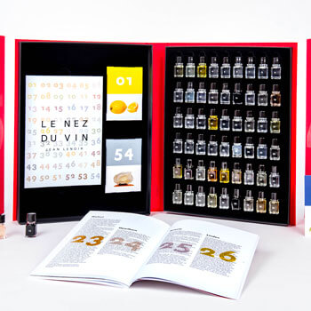 Le Nez du Van Wine Tasting Kit