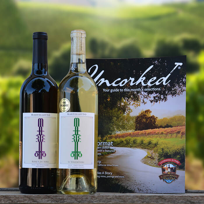 The Premier Series from The California Wine Club