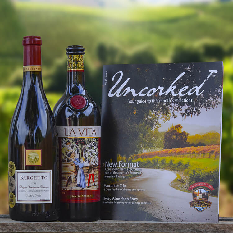 The Signature Series from The California Wine Club