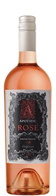 Apothic Rosé 2016