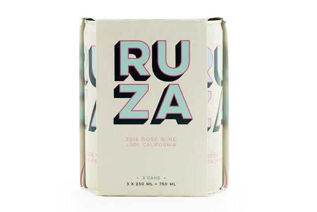 Winc Ruza Rosé in a Can