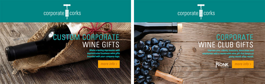 Corporate Corks: Plonk Wine of the Month Club Shipment