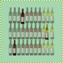 Staring down the wall of wine can be daunting!